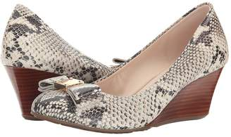 Cole Haan Tali Grand Bow Wedge 65 Women's Wedge Shoes