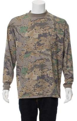 Yeezy 2016 Season 4 Camouflage T-Shirt w/ Tags