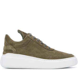 Filling Pieces low top Angelica Aedan sneakers