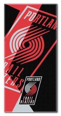 NBA Portland Trailblazers 34-Inch x 72-Inch Beach Towel