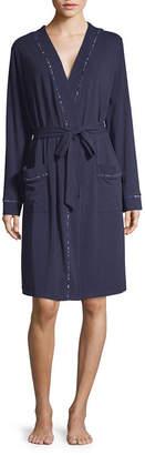 Liz Claiborne Women's Essential Knit Robe