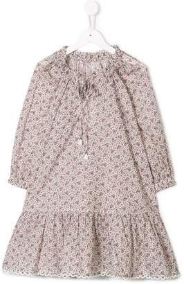 Zimmermann Kids ditsy floral print dress