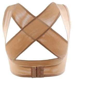 Unique Bargains XXL Size Women Adjustable Shoulder Back Posture Correct Chest Brace Support Belt