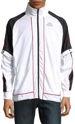 Kappa Tri-Tone Logo Jacket