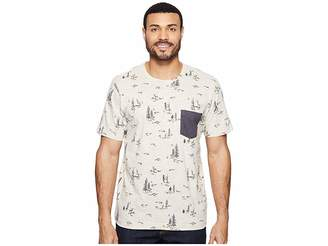 Columbia Lookout Point Pocket Tee Men's Short Sleeve Pullover