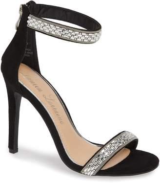 Ralph Lauren Lorraine Nesha Crystal Stiletto Sandal