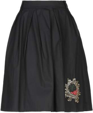 Odi Et Amo Knee length skirts