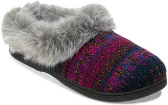 Dearfoams Knit Scuff Slipper - Women's