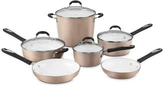 Cuisinart Elements 10-Piece Non-Stick Ceramic Cookware Set