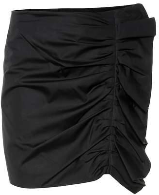 Victoria Victoria Beckham Cotton miniskirt
