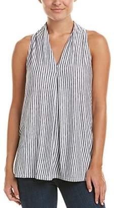 Max Studio Women's Sleeveless Jersey Top