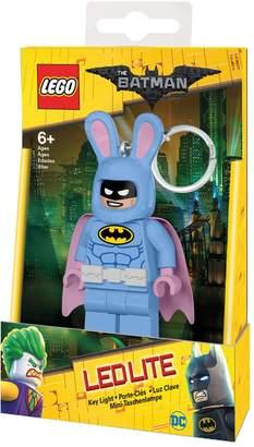 Lego Batman Movie - Easter Bunny Batman - LED Key Chain Light with Illuminating Face