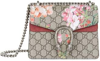 Gucci Mini GG Blooms Dionysus Shoulder Bag