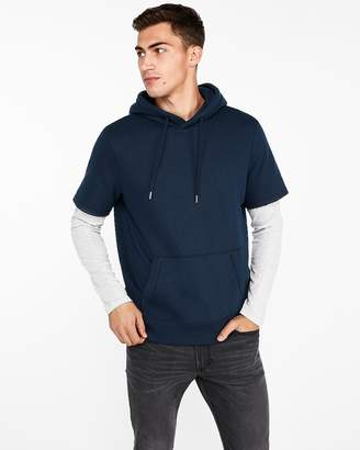 Express Fleece Double Layer Hoodie