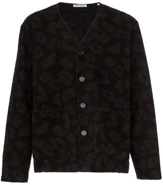 Our Legacy leopard print cardigan