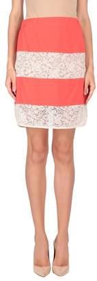 Jucca Knee length skirt