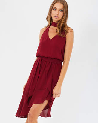 Stephie Ruffle Dress
