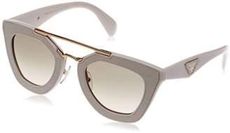 Prada Women's 0Pr14Ss Ufp3H2 Sunglasses