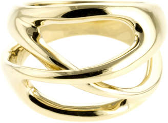 "Colette Malouf Modernist Double-Band Ring ""Bridge"""