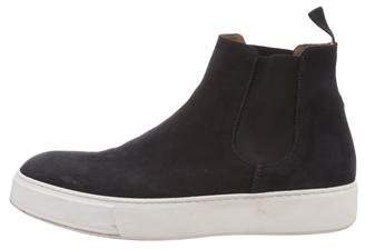 Barneys New York Barney's New York Suede Ankle Boots