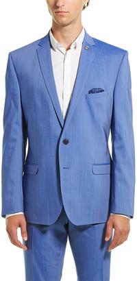 Nick Graham The New York Cut Modern Stretch Suit
