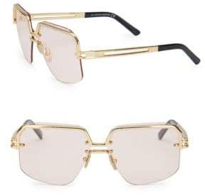 Celine 61MM Rectangular Sunglasses