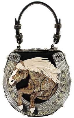 Mary Frances Mane-Stay Horse Handbag