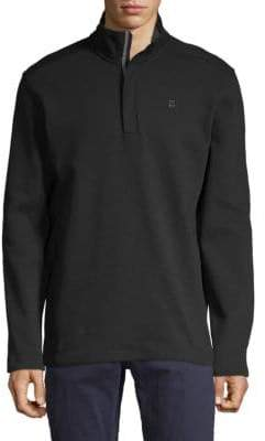 DKNY Quarter-Zip Sweater