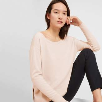 Everlane The Slouchy Cashmere Boatneck