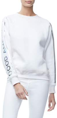 Good American Crewneck Sweatshirt