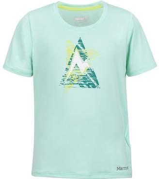 Marmot Post Time T-Shirt - Short-Sleeve - Girls'