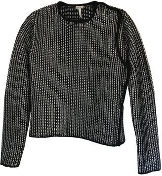 Loewe Silver Wool Knitwear for Women