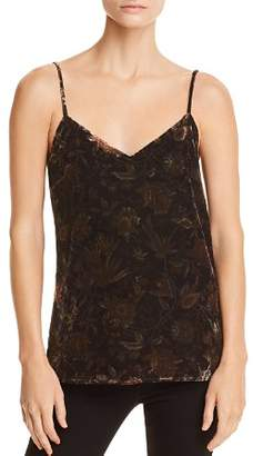 Paige Cicely Velvet Camisole Top