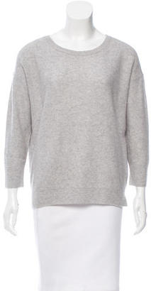 Inhabit Rib Knit Cashmere Sweater w/ Tags $125 thestylecure.com