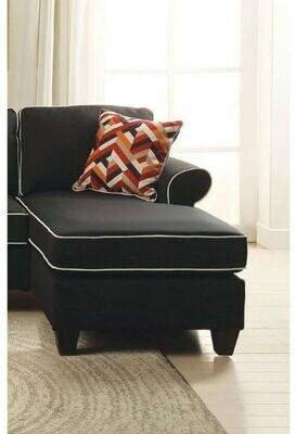 Red Barrel Studio Mullinix Upholstered Modular Love Chaise Lounge Red Barrel Studio