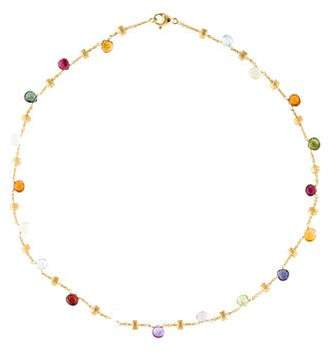 Marco Bicego 18K Multistone Bead Necklace