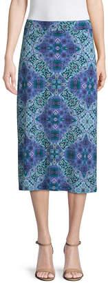 East Fifth east 5th Womens Midi Pencil Skirt