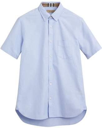 Burberry shortsleeved shirt