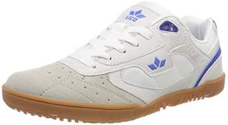 Lico Unisex Adults' Basic Multisport Indoor Shoes, White Weiß/Blue