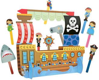 Stephen Joseph Pirate Puppet Craft & Play Set