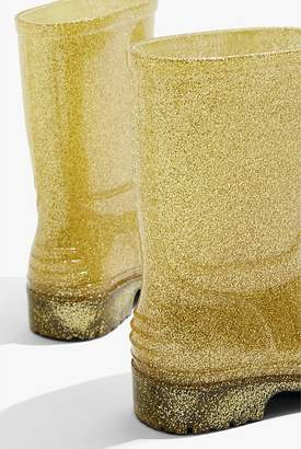 Country Road Glitter Gumboot