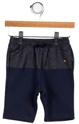 Junior Gaultier Boys' Knit Shorts