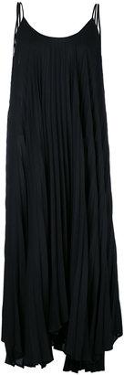Twin-Set maxi cami dress $221.07 thestylecure.com