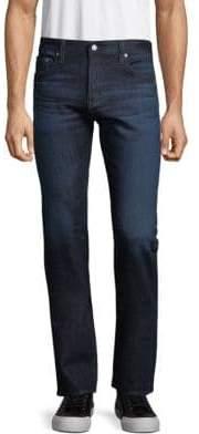 AG Jeans Uni Slim-Fit Straight Jeans