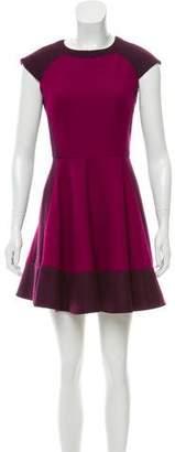 Ted Baker Wool-Blend Dress