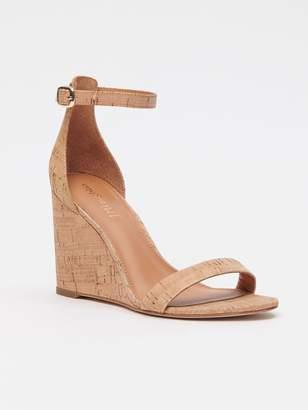 Middleton Cork Wedge Sandals