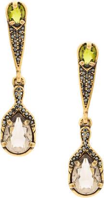 Original Penguin Camila Klein Strass earrings