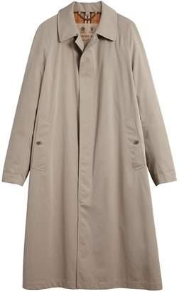 Burberry Brighton extra-long car coat