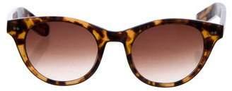 Steven Alan Tortoiseshell Cat-Eye Sunglasses