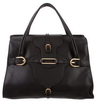 Jimmy Choo Leather Tulita Tote
